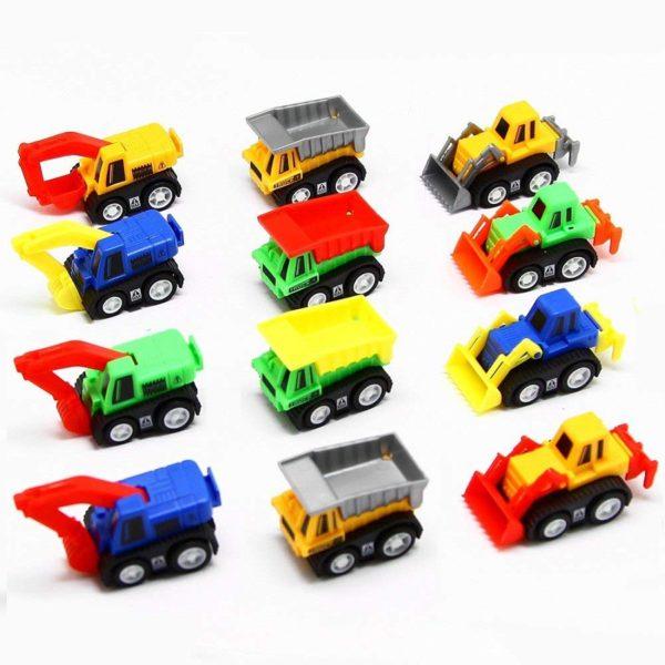 dump truck toy car