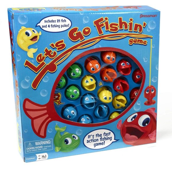 Fun Fishing games