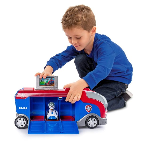 Paw Patrol Mission Cruiser Vehicles