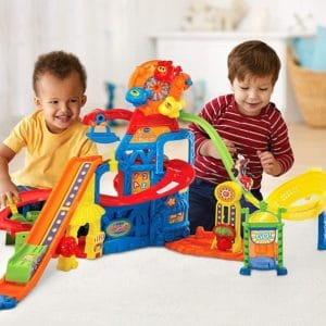 best toy car garage