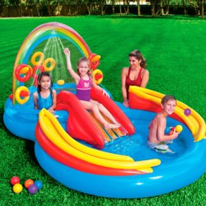 best inflatable kiddie pool
