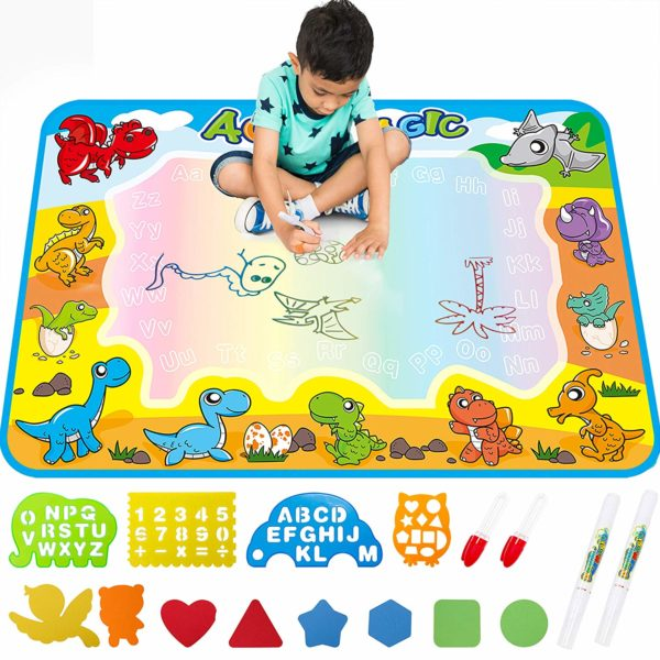 FREE TO FLY Large Aquadoodle Drawing Mat for Kids_bestalltoys.coms