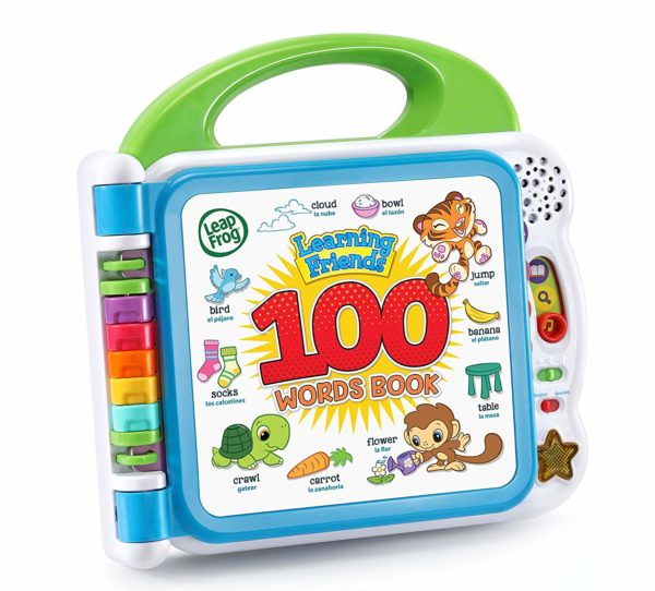 LeapFrog Learning Friends 100 Words Book._bestalltoys.com