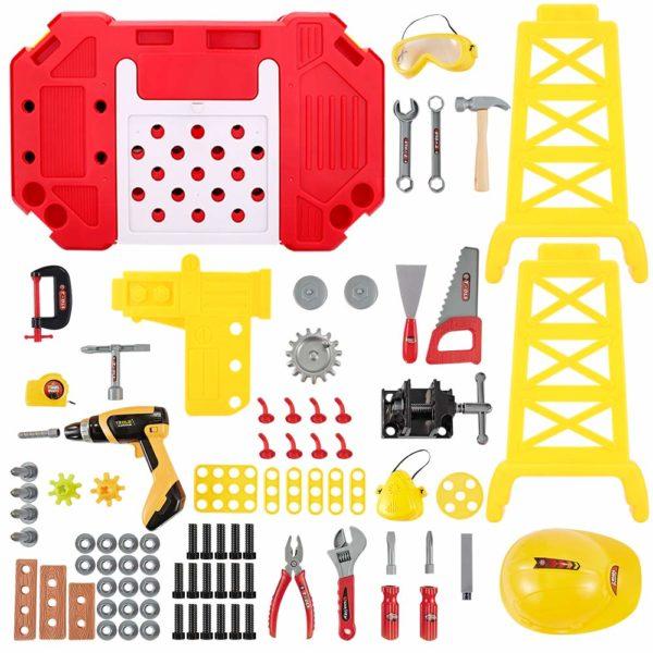 Best Toddler Construction Workbench