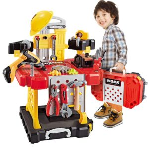 Best Toddler Construction Workbench