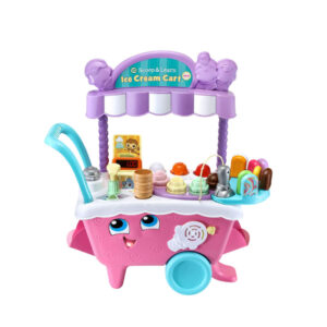 Play And Learn Ice Cream Cart