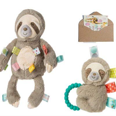 Sloth Baby Gift