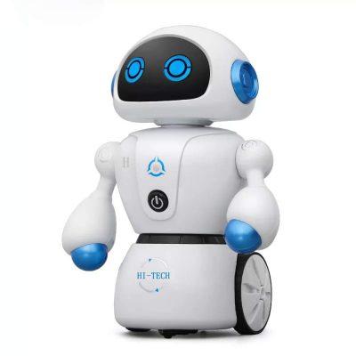 Wireless Interactive Robot